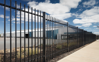 Industrial and Commercial Security Fencing Perth