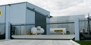 Commercial Automatic Gates Perth | Industrial Automatic Gates Perth