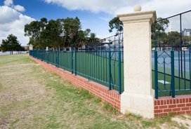 K-Line Industrial & Commercial Fencing Company | Security Fencing Perth