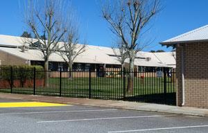 School Fencing, School Security Fencing