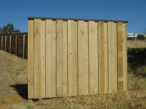 Wholesale Timber Pinelap Fencing, Treated Pine Fencing, Pinelap Fencing