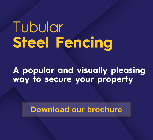 Tubular Fencing Perth