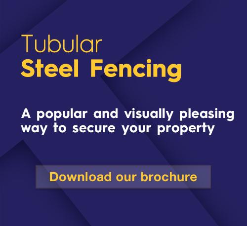 Tubular Fencing Perth