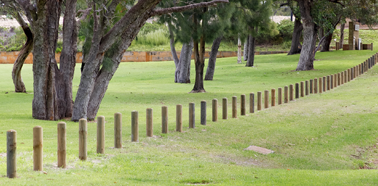 Councils | Plastic Safety Bollards | Safety Barriers | Chain Wire Fencing