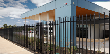 Agrifil Industrial & Commercial Fencing Project, Garrison Security Fencing Project