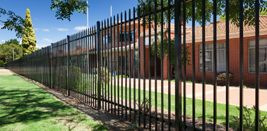 John Calvin Christian College School Fencing Project, Garrison Security Fencing Project
