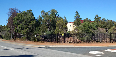 Mazenod College School Security Fencing Project, Garrison Security Fencing Project