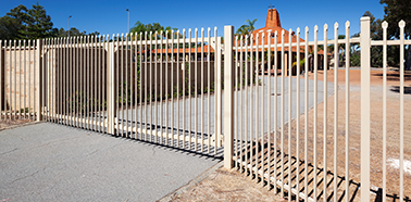 Church Security Fencing Projects | Garrison Security Fencing Perth