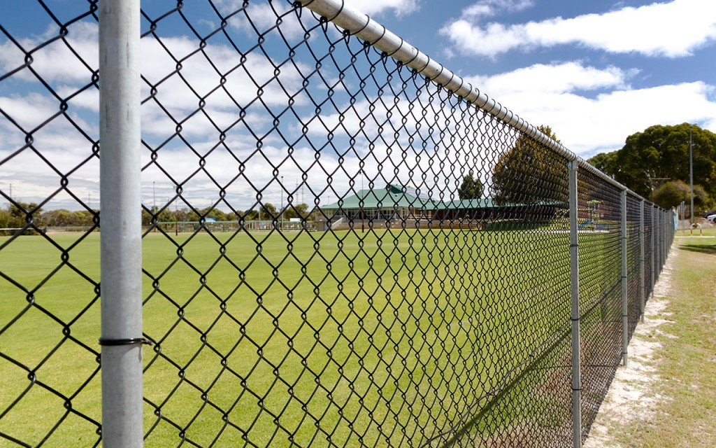 Chain Wire Fencing Perth | Chain Mesh Fencing Perth | Commercial Fence