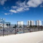 Garrison Fencing Perth | Steel Fencing Perth | High Security Fencing