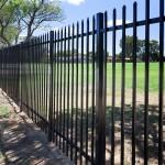 Garrison Security Fencing, Garrison Fencing, Garrison Steel Fencing