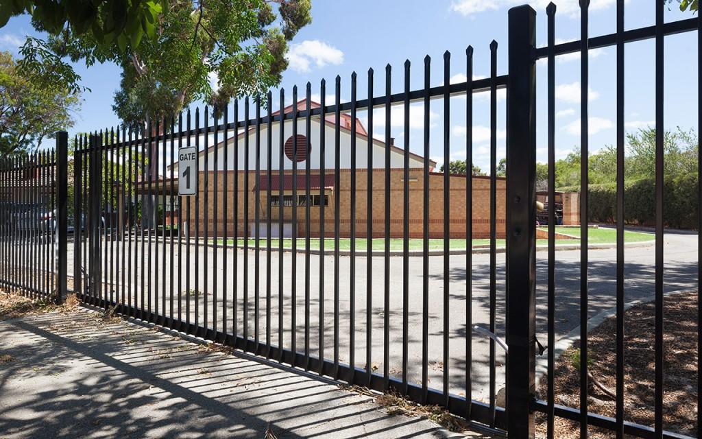 Garrison Security Fencing Garrison Fencing Garrison