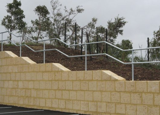 Handrails, Tubular Balustrade