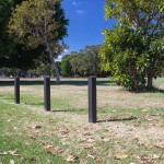 Long Lasting Plastic Bollards, Plastic Safety Bollards