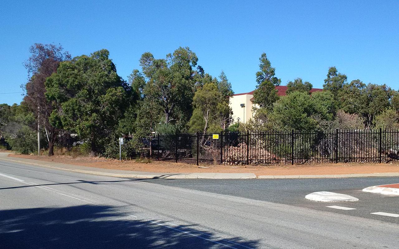 Mazenod College | School Security Fencing | Garrison Security Fencing