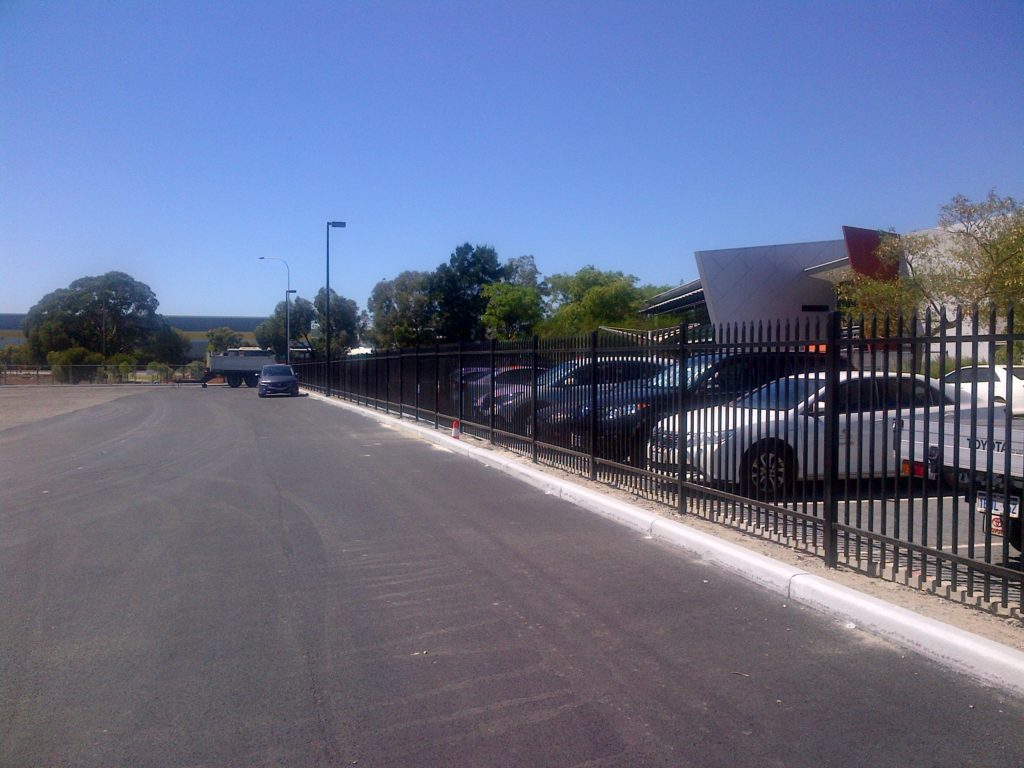 Airport Security Fencing Perth | High Security Fencing Contractors Perth