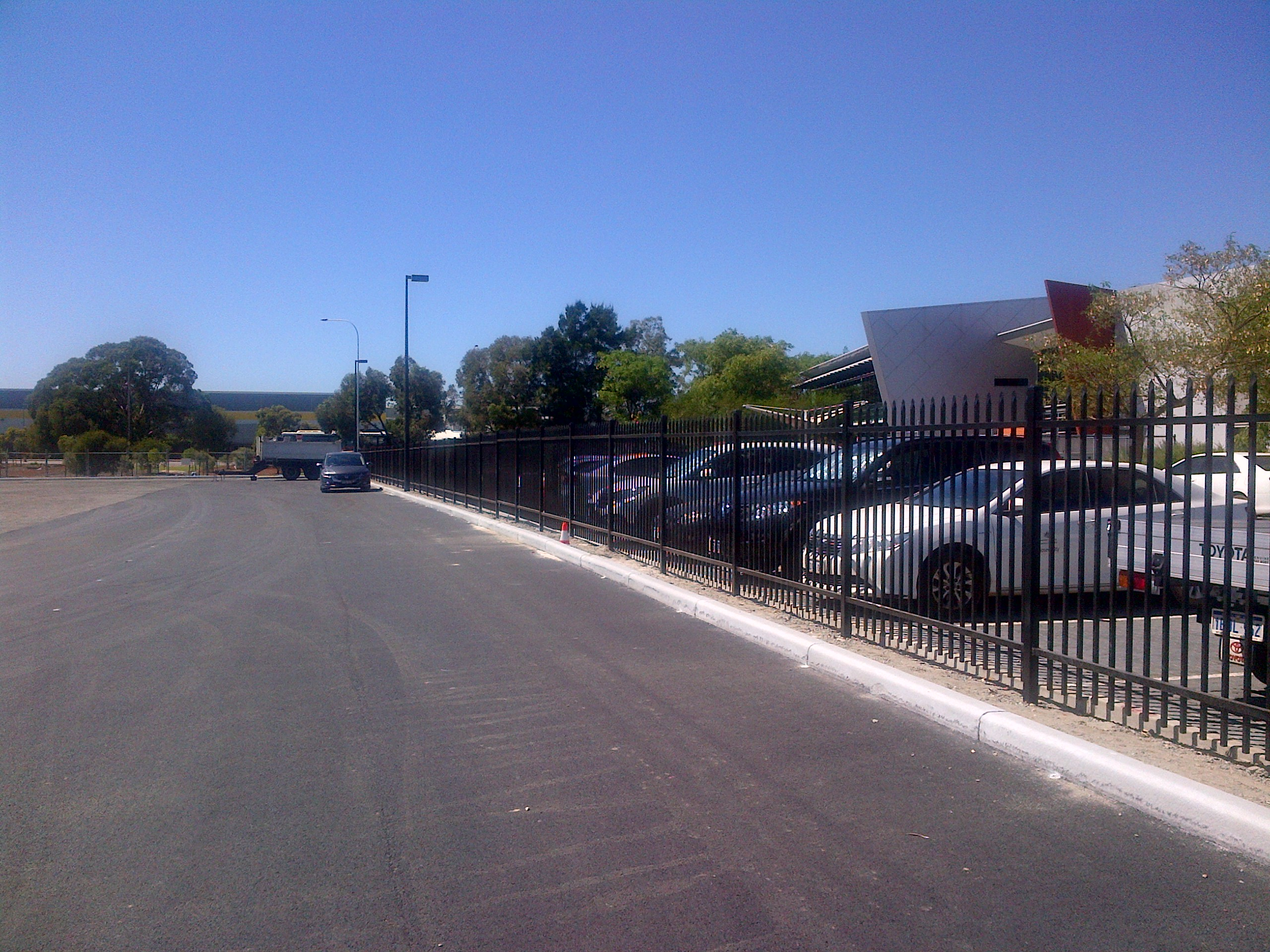 Airport Security Fencing, Garrison Fencing for Airports