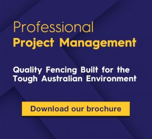 K-Line Commercial Fencing Perth - Professional Project Management